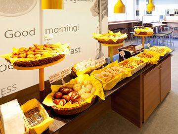 『スーパーホテル東京・亀戸』の朝食