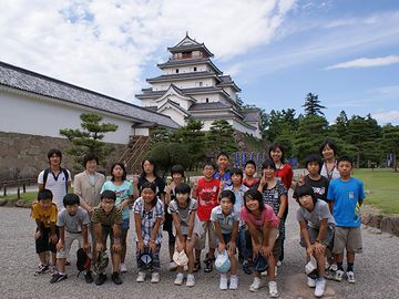 新潟市の小学校では、会津に修学旅行に行くところが多かったの
