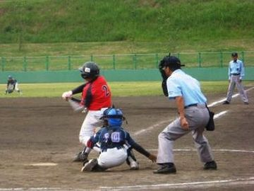 少年野球?