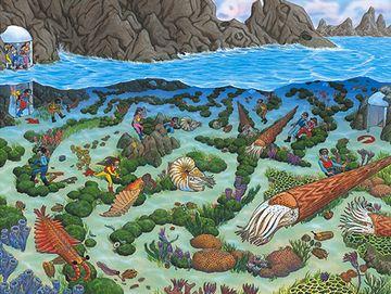 すべての生命を産んだ母なる海