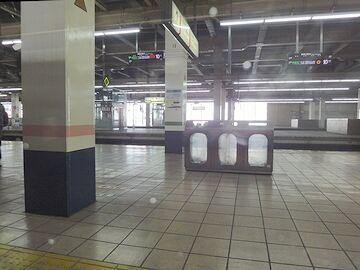 大宮駅ホーム