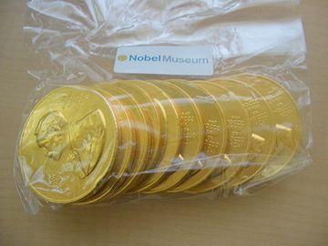チョコレートの金メダル