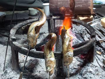 それを取り出しては、煮たり焼いたりして、一冬を過ごすわけです