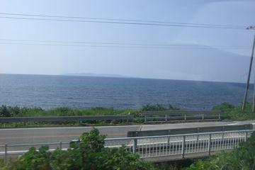 晩夏の日本海