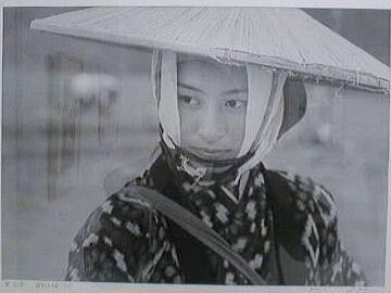 昭和27年、大野源二郎撮影