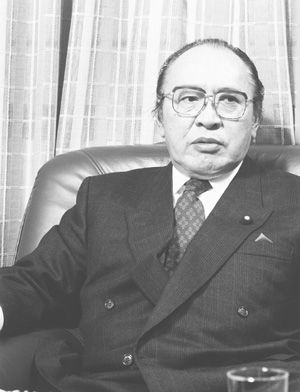 渡辺美智雄