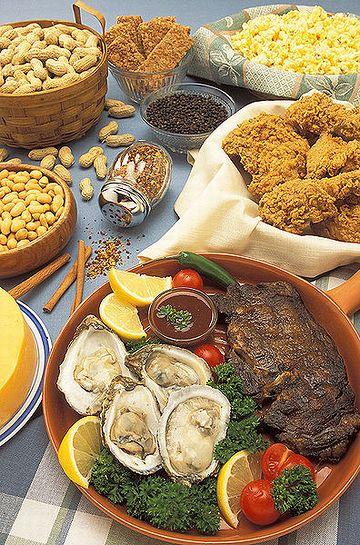 亜鉛を多く含む食品