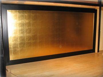 八畳の広さの金箔になったそうです