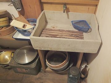 台所の流し
