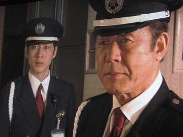 またまた、キケロ稔侍。『炎の警備隊長・五十嵐杜夫』シリーズです。