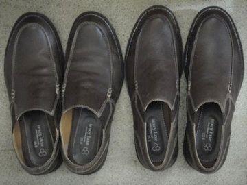 刑事って、みんな同じ靴、履いてたんじゃなかったかな?