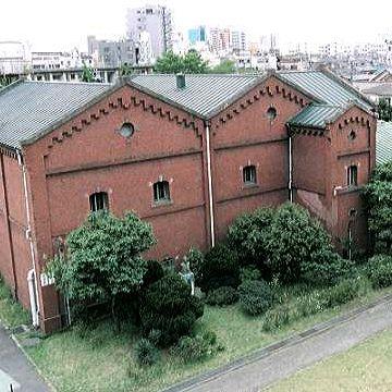 旧国立醸造試験所(東京都北区滝野川)