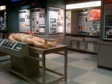 ワシントンにある『国際スパイ博物館』