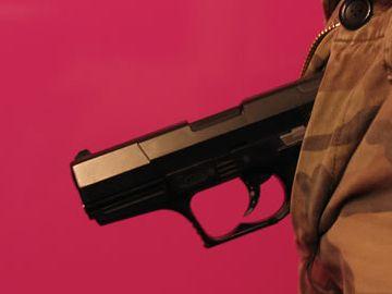 銃は男性器の象徴と