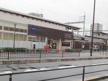 『千住大橋駅』