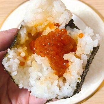 ファミマの「紅鮭すじこ醤油漬け」