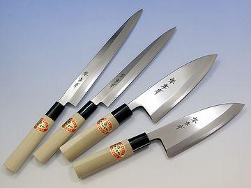寿司職人の包丁って、堺の包丁なんだって