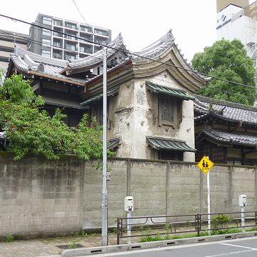 無住のお寺