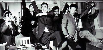 映画『サラリーマンどんと節 気楽な稼業と来たもんだ』(1962年)