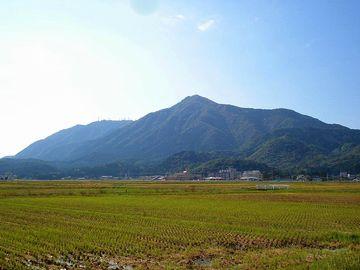 新潟県にある弥彦山