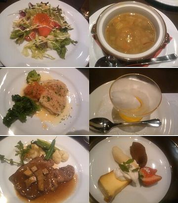 「越乃寒梅 Manjia」の料理
