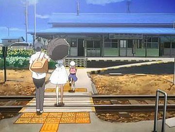 『陸奥横浜(むつよこはま)』アニメの舞台にもなった模様