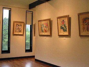 マルク・シャガール ゆふいん金鱗湖美術館