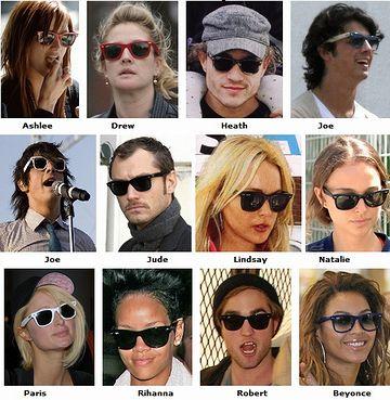 ヨーロッパ人も、夏はサングラスかけてるもんね