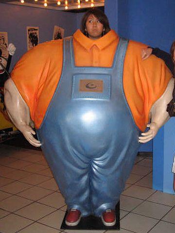 デブは、何で太ってるんだ?