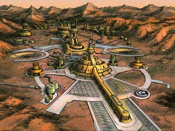 火星に植民地が出来るから大丈夫