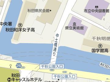 千秋公園入口