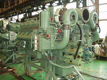 DD51用ディーゼルエンジン