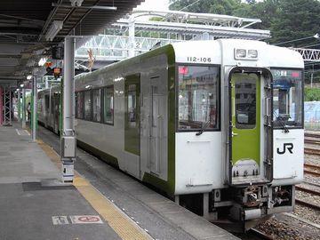 磐越東線・いわき行き