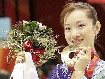 トリノオリンピックで金メダル