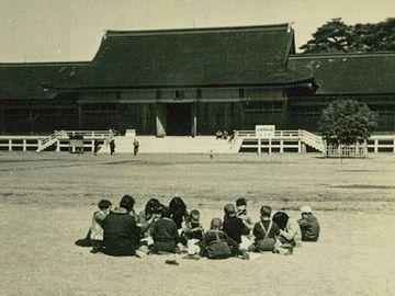 開館当時の『武蔵野郷土館』