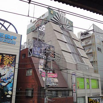 『高田馬場駅』の山手線ホームから撮った写真