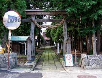 西馬音内御嶽神社
