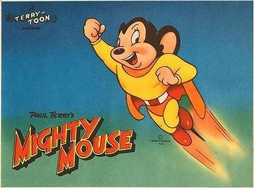 舞の海は、『Mighty Mouse(マイティマウス)』と呼ばれ……