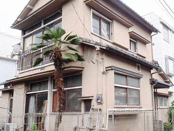東京では、空き家が問題になってるようです
