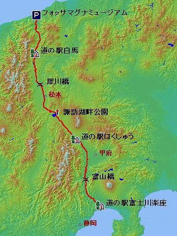 東日本と西日本は、この境界で分けられるってこと