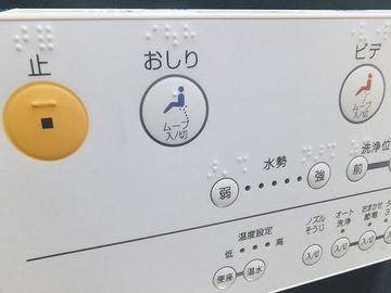 温水洗浄便座症候群