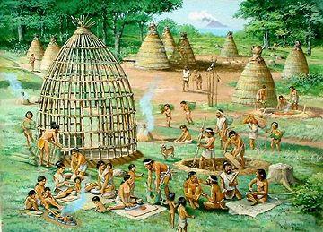 でも、縄文時代は、暖かかったんだよね?