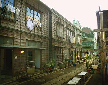 小金井の『江戸東京たてもの園』とか……