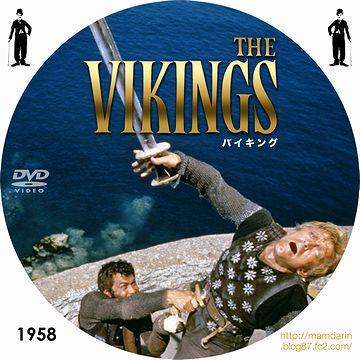 映画『バイキング(The Vikings)』