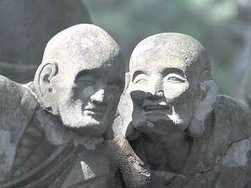 川越市『喜多院(川越大師)』の五百羅漢