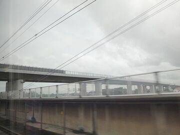 気になる高架橋