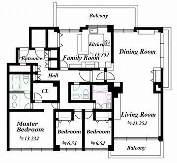 欧米の家は、なぜバスルームがいくつもあるのか