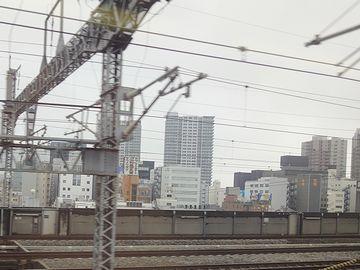『大宮駅』に停車するところ