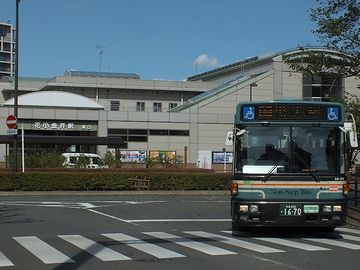 『花小金井』という駅です