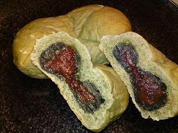 笹団子パン